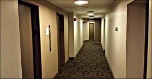 Hallway touch ups 2