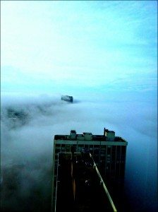 5511 Nancy Twilight Fog Over Edgewater