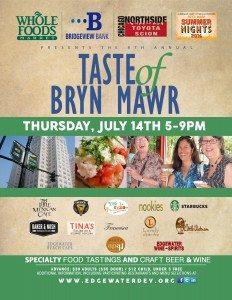 Taste Of Bryn Mawr 07.2016